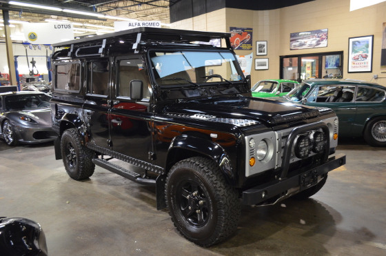 1986 Land Rover Defender 110:22 car images available