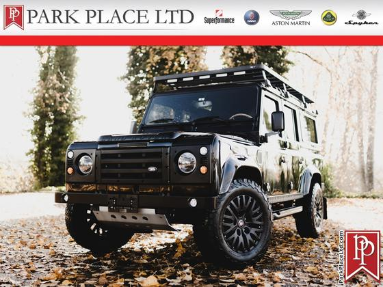 1990 Land Rover Defender 110 : Car has generic photo