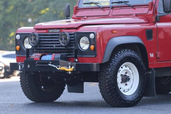1991 Land Rover Defender 110