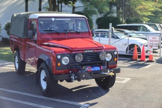 1991 Land Rover Defender 110