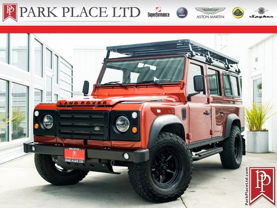 1990 Land Rover Defender 110:24 car images available