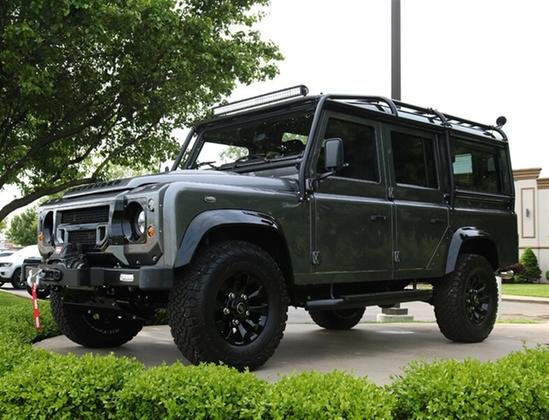1985 Land Rover Defender 110:24 car images available