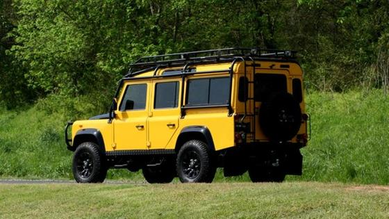 1989 Land Rover Defender 110