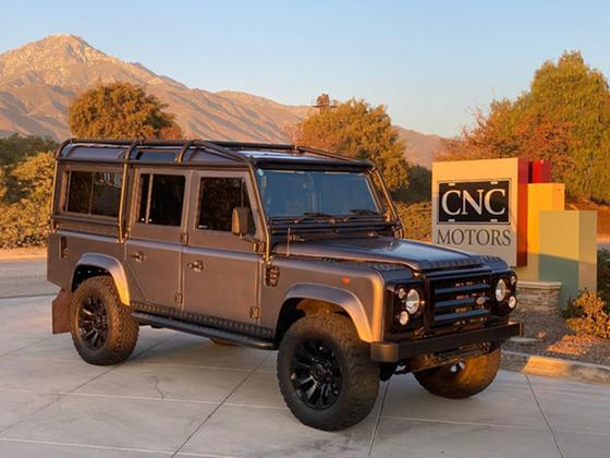1992 Land Rover Defender 110:14 car images available