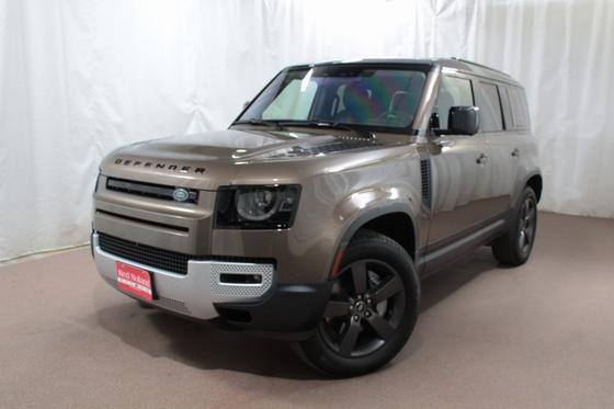 2020 Land Rover Defender 110:22 car images available