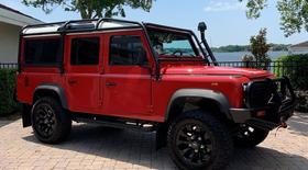 1992 Land Rover Defender 110:5 car images available