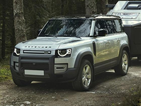 2021 Land Rover Defender 110 : Car has generic photo