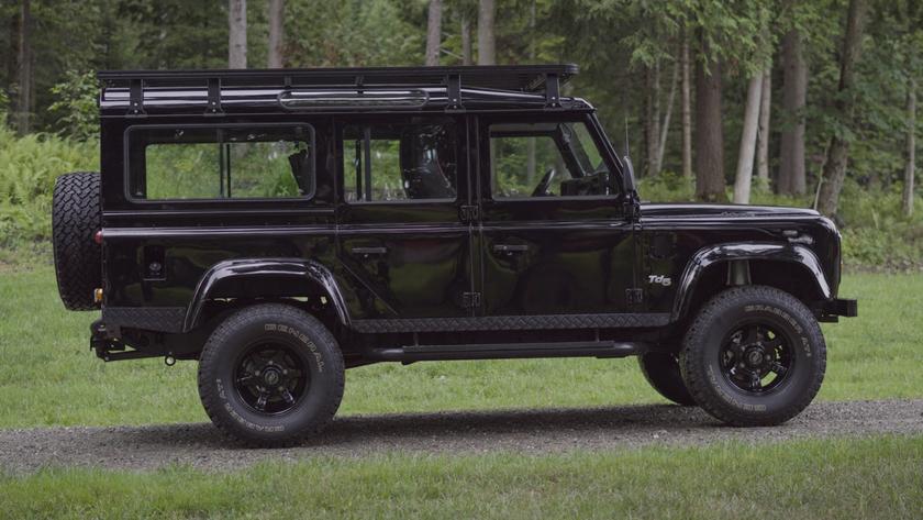2000 Land Rover Defender 110