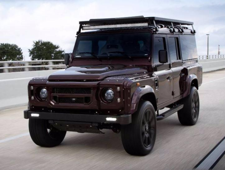 1987 Land Rover Defender 110:2 car images available