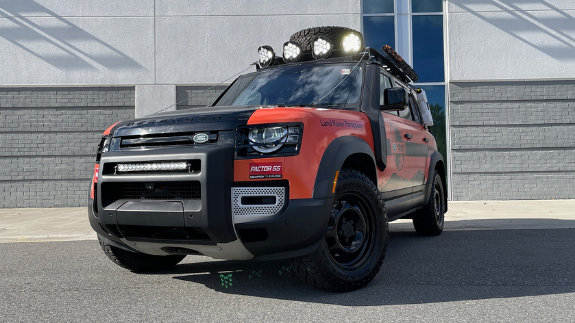 2022 Land Rover Defender 110:24 car images available