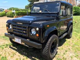 1987 Land Rover Defender 90 Hard Top:12 car images available