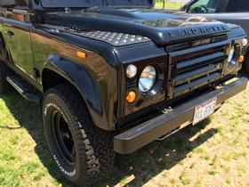 1987 Land Rover Defender 90 Hard Top
