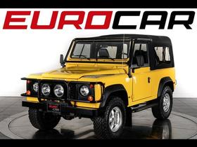 1997 Land Rover Defender 90 Hard Top:14 car images available