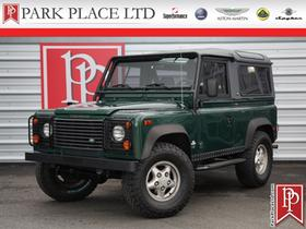 1997 Land Rover Defender 90 Hard Top:10 car images available