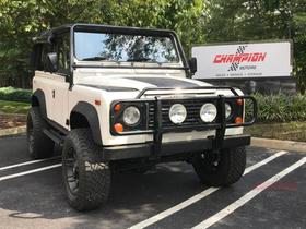 1995 Land Rover Defender 90 Hard Top