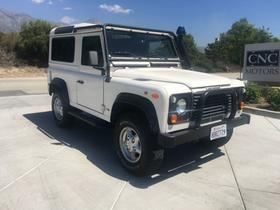 1997 Land Rover Defender 90 Hard Top:12 car images available