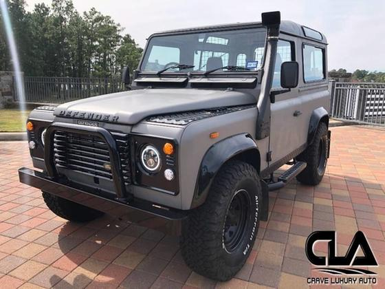 1991 Land Rover Defender 90 Hard Top:24 car images available