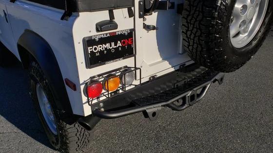 1995 Land Rover Defender 90 Hard Top