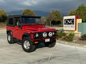 1994 Land Rover Defender 90 Hard Top:10 car images available