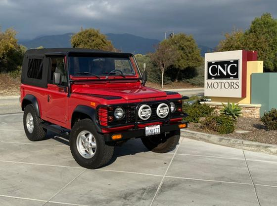 1994 Land Rover Defender 90 Hard Top