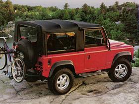 1994 Land Rover Defender 90 Hard Top : Car has generic photo