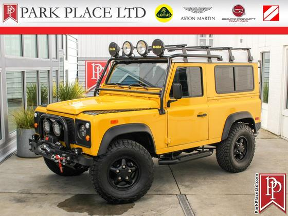 1994 Land Rover Defender 90 Hard Top:24 car images available
