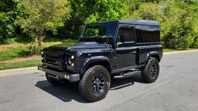 1985 Land Rover Defender 90 Hard Top:24 car images available