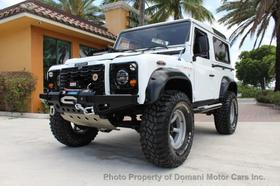 1986 Land Rover Defender 90 Hard Top:24 car images available