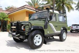 2015 Land Rover Defender 90 Hard Top:24 car images available