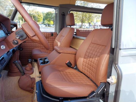1991 Land Rover Defender 90 Hard Top