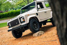 1992 Land Rover Defender 90 Hard Top