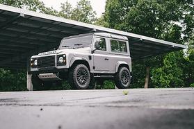 1990 Land Rover Defender 90 Hard Top