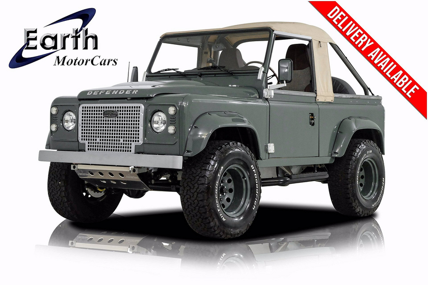 1989 Land Rover Defender 90 Hard Top:24 car images available