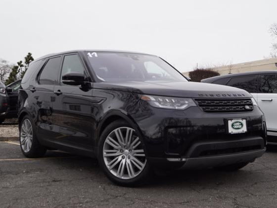 2017 Land Rover Discovery First Edition:18 car images available