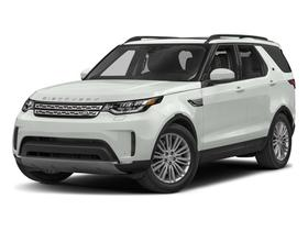 2017 Land Rover Discovery First Edition : Car has generic photo
