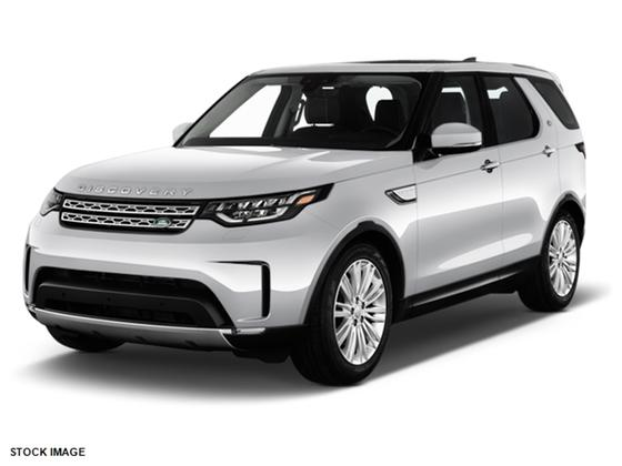 2018 Land Rover Discovery HSE Luxury:2 car images available