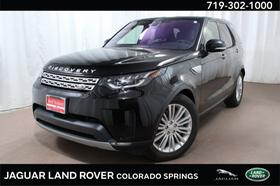 2018 Land Rover Discovery HSE Luxury:24 car images available