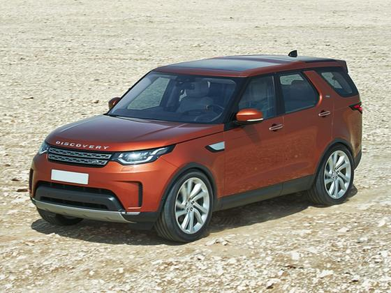 2017 Land Rover Discovery HSE Luxury : Car has generic photo