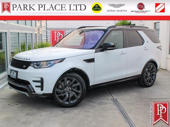 2017 Land Rover Discovery HSE Luxury:24 car images available