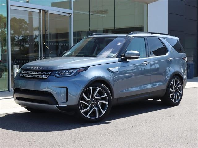 2020 Land Rover Discovery HSE Luxury:24 car images available
