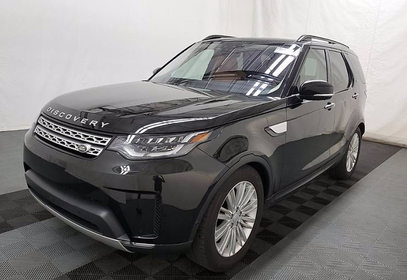 2018 Land Rover Discovery HSE Luxury:7 car images available