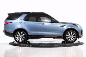 2018 Land Rover Discovery HSE Luxury