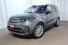 2017 Land Rover Discovery HSE:22 car images available