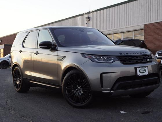 2017 Land Rover Discovery HSE:21 car images available