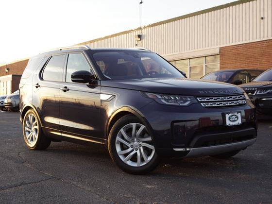 2017 Land Rover Discovery HSE:20 car images available
