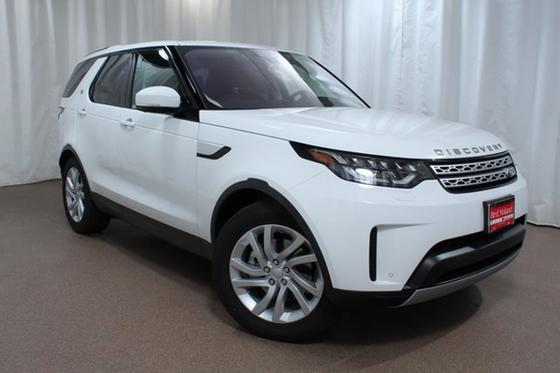 2018 Land Rover Discovery HSE:24 car images available