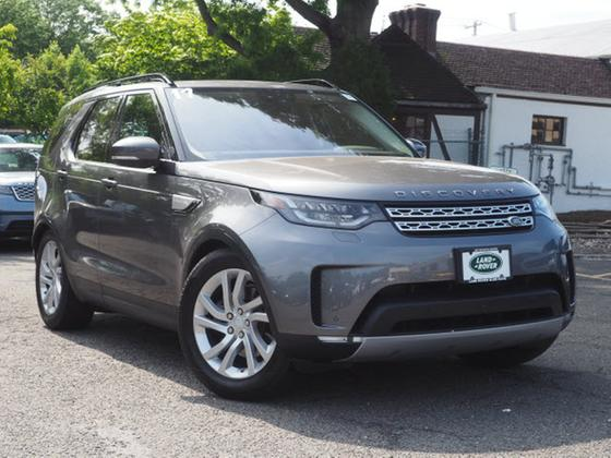 2017 Land Rover Discovery HSE:23 car images available