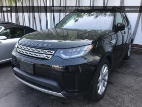 2018 Land Rover Discovery HSE:8 car images available