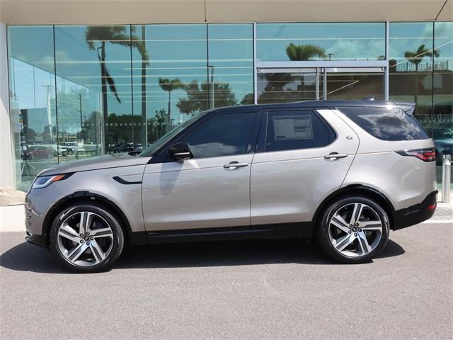2021 Land Rover Discovery HSE