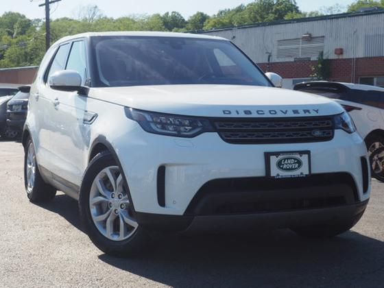 2018 Land Rover Discovery SE:23 car images available